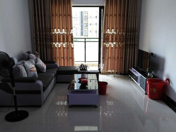 出租吳川第一城3室2廳2衛103平米1800元/月住宅