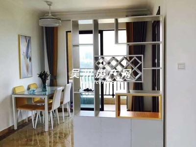 出租吴川碧桂园3室2厅2卫125平米2400元/月住宅