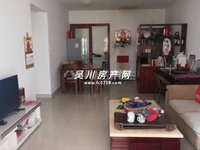 出租吴川第一城4室2厅2卫128平米2400元/月住宅