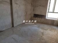 出售:财富名门毛坯124方,3房,70万!