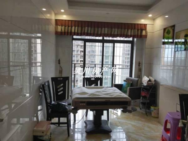 海岸 万和城豪装,4房2厅2卫,欧简风装修,包部分家私家电
