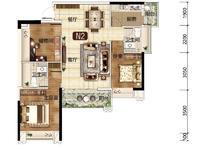 出售一手楼盘海逸半岛3室2厅2卫103平米75万住宅
