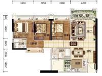 出售一手楼盘海逸半岛3室2厅2卫113平米85万住宅