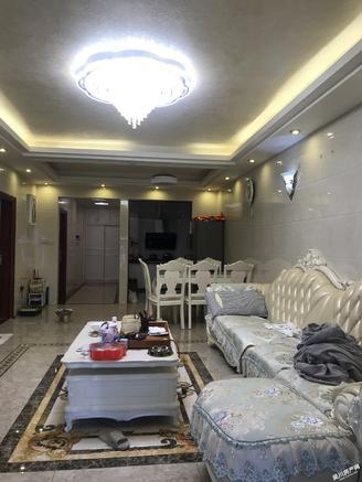 出售城乡 汇景蓝湾3室2厅2卫115平米81万住宅