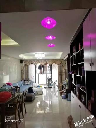 出售城乡 汇景蓝湾3室2厅1卫115平米83万住宅