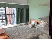 出租金沙2房 家私家电齐全 拎包入住 每个月2500月租 包物月管理费