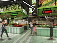 星级市场商铺摊位商家运营返祖,8-30万一个,价格低回报高,专车接送带看