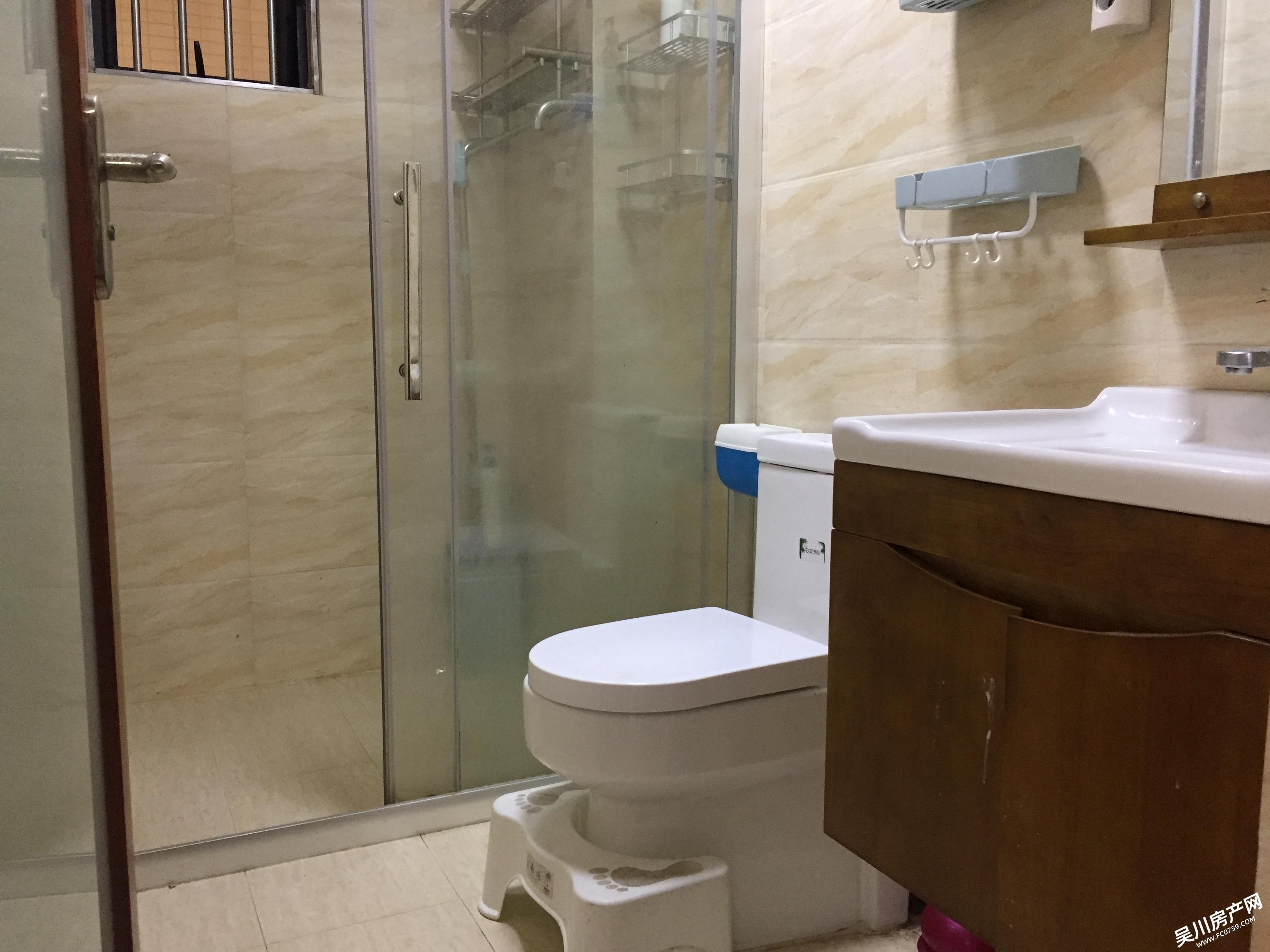 出租第一城紧缺型2房仅1300元/月住宅