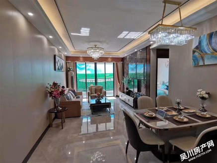 出售财富海岸3室2厅2卫93平米31万住宅