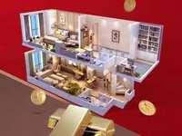 吴川唯一的复式公寓,低投资,高回报,月供900,收租1300