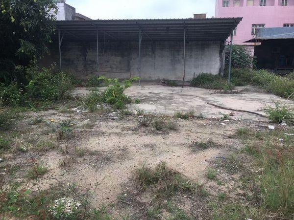 出售靓地皮带屋,在325国道大路,无出让金,可以建厂房