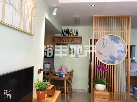 出售温馨精装两房送全居家私家电