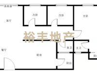 出售同德城南向精装电梯大3房137.5平米76万住宅