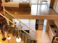 出售湛江一手金沙湾地段复式公寓,自带每月70元 平方返租,轻轻松松做包租公