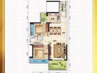 出售金沙广场 华府2室2厅1卫89平米72万住宅